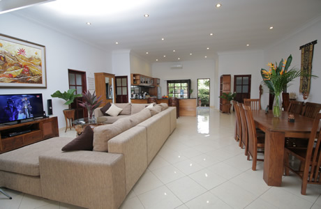 Accommodation Villa Segara Indah